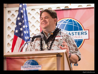 Toastmasters - District 49 Spring Conference 2015