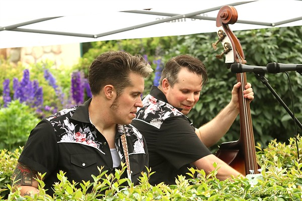 July 17, 2019 - The Confusionaires with Kat Zel at Stony Plain Summer Sessions