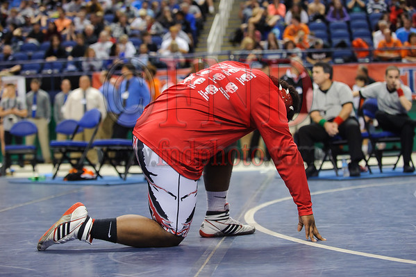 Keith Clemons 285 2A Championship Final