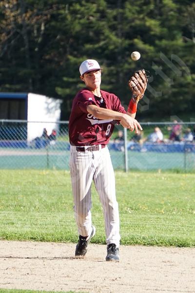 Baseball; GSA vs Sumner; 5/28