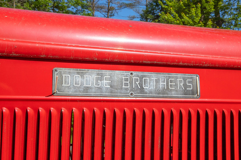 Graham Bros/Dodge Brothers Fire Engine