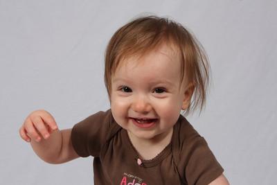 Kayla 10 Months