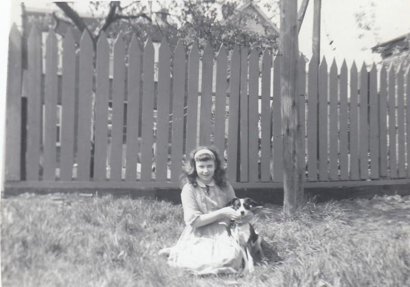 Rosemary and her beast.jpg