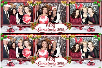 PADG Christmas 2018
