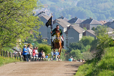 Common Riding Friday, Chase & Hut, 2013
