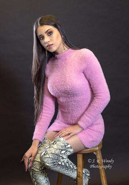 Photoshoot with Rosy / Mag 7 Studio_07112021