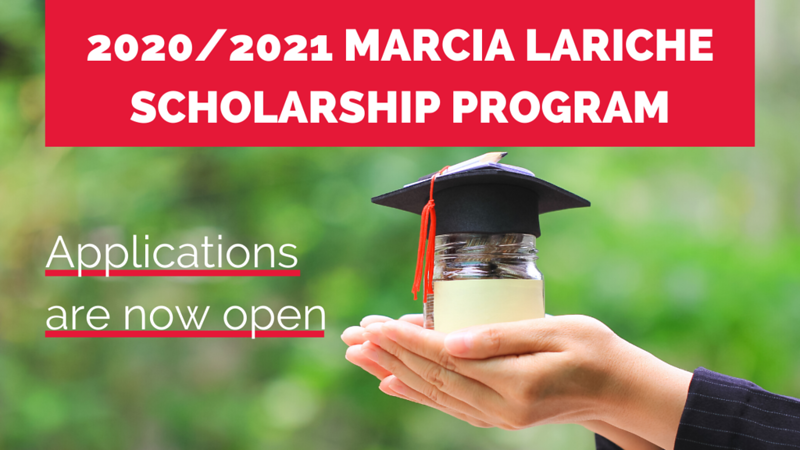 2020_2021 Marcia LaRiche Scholarship Program.png