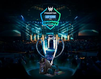 Troféu Predator Intel Extreme Masters