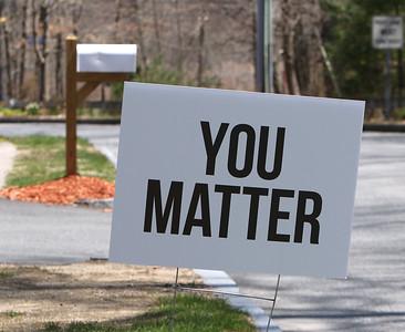 Encouraging signs in Bedford 042520