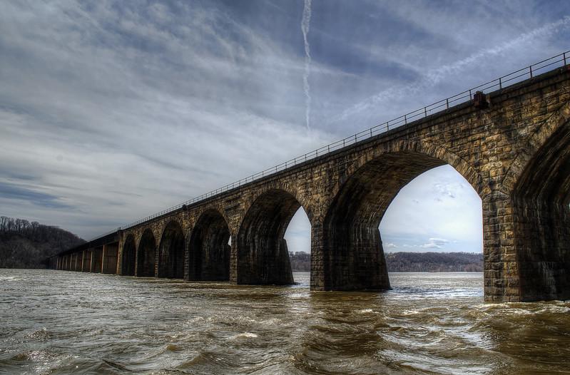 susquehanna river - shocks mill bridge(p).jpg