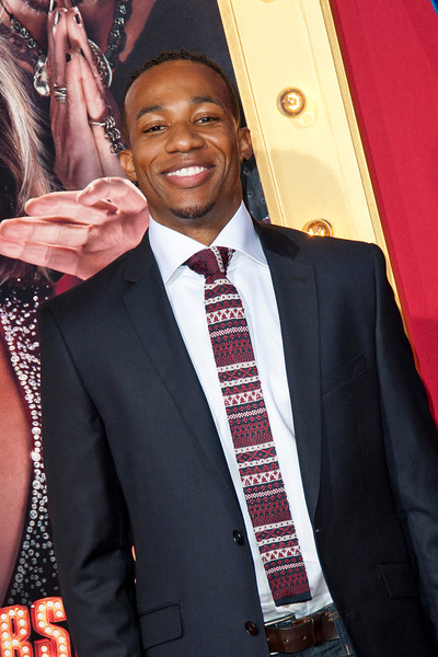 HOLLYWOOD, CA - MARCH 11: Actor Arlen Escarpeta attends the premiere of Warner Bros. Pictures' 'The Incredible Burt Wonderstone' at TCL Chinese Theatre on Monday, March 11, 2013 in Hollywood, California. (Photo by Tom Sorensen/Moovieboy Pictures)