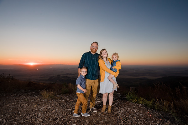 Savelich Family 2018