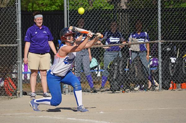 Leominster high softball 5-6-15