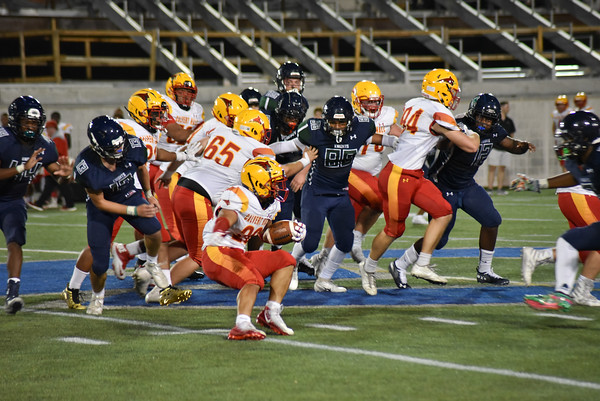 St. Mary's Ryken (MD) vs. Calvert Hall (MD) football