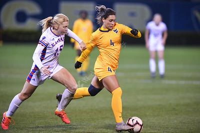 35027 Women's Soccer Kansas October 2018