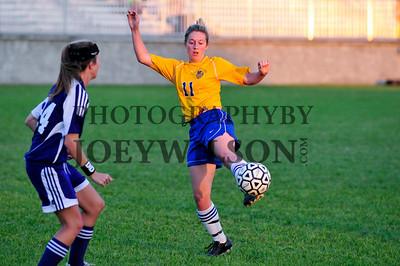 SVA vs Calvary - Soccer 4/15/2010