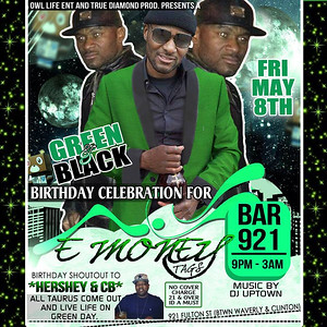 E Money's Birthday Celebration
