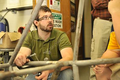 28211 WVU MAE Baja Vehicle Workshop March 2012