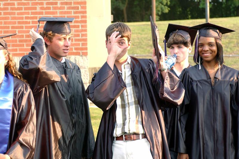 Jonathan Hall Graduation