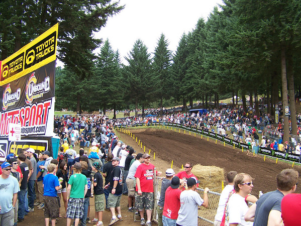 2007 WASHOUGAL MX NATIONALS