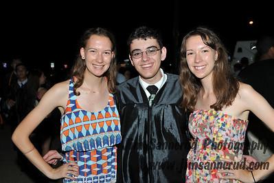 White Plains High School Graduation