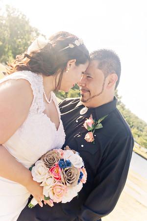 Nikki & Cisco Wedding 1