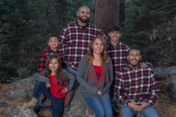 Ricardo Bobian Family Portrait December 2019
