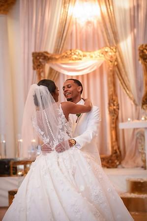 The Wedding of Norris & Dr. Vorice Bennett 092218