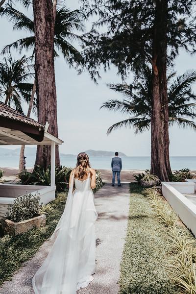 Phuket Destination Wedding of Van & Zach