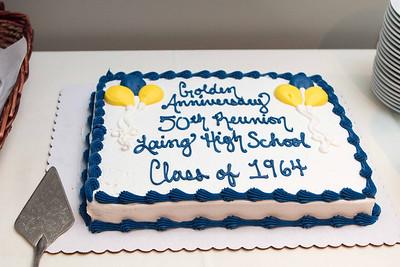 Laing High School 50th Class Reunion