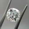 2.35ct Antique cushion Cut Diamond, GIA K VS1 5