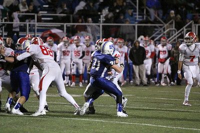 Simon Kenton vs Dixie 11/15/13 Playoffs