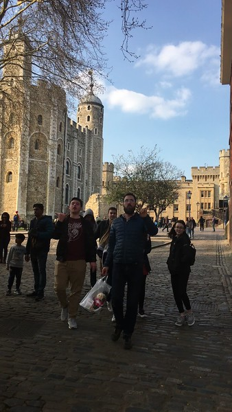 Tower of London exit.MOV