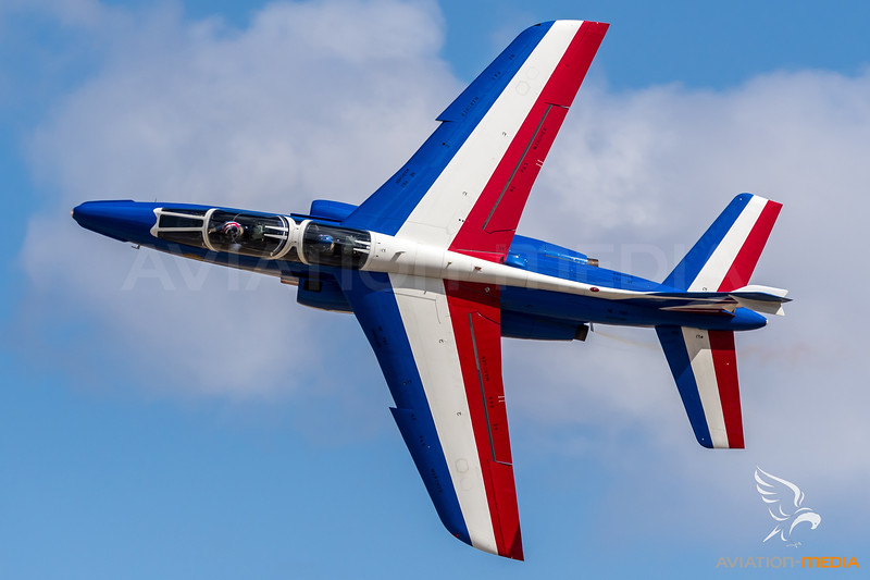 FAF PdF / Dassault Breguet Alpha Jet / Patrouille de France Livery