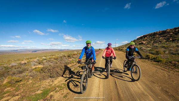 Middelpos to Gannaga Lodge eBike Route Photographs