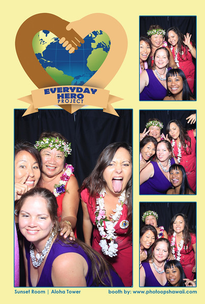 Everyday Hero Project (Photo Booth)