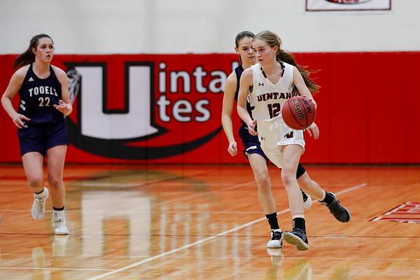 Basketball: Uintah vs. Tooele (Girls)