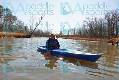 Flatwater Kayaking - 02/02/20 - 12PM - AJD