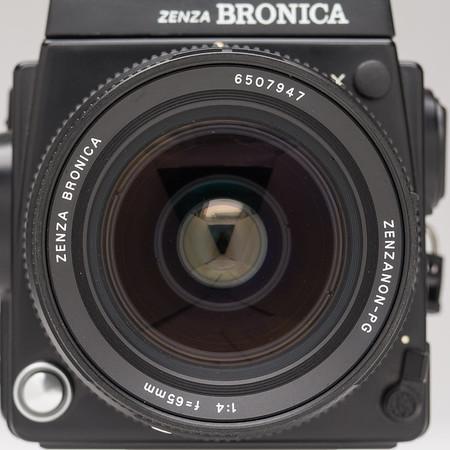 Zenza Bronica 65mm f4 Lens
