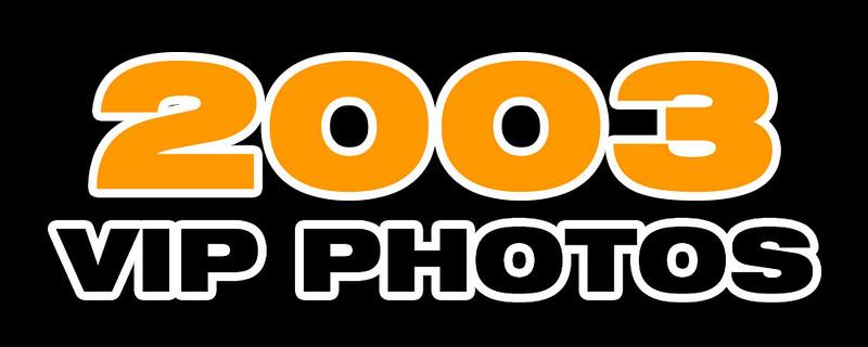 2003 Photos