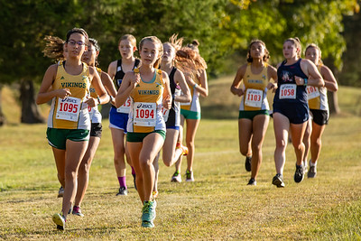 2019-09-18 Loudoun Valley @ XC Quad Meet