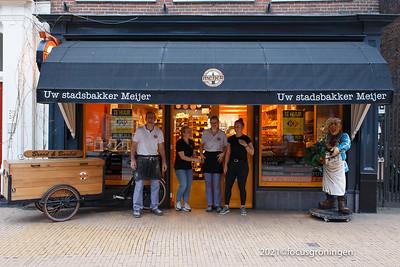 Groningen Stad Winkels