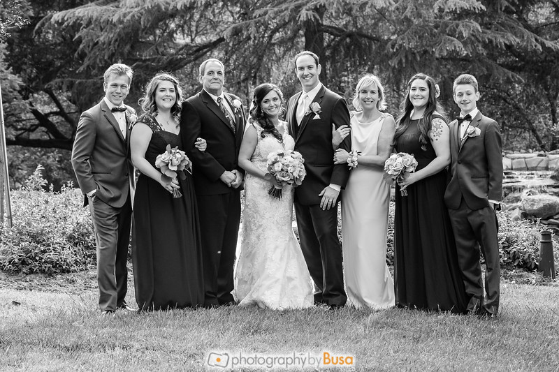 Family/Bridal Party Formals