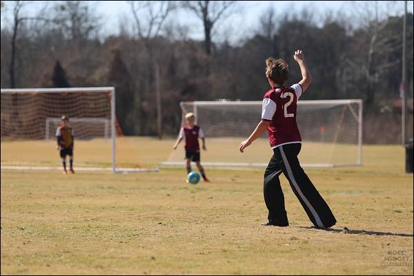 Soccer - 5th Grade
