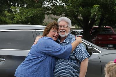 Rick & Mary Beth 40th Anniversary