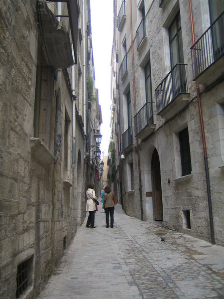 I loved these tiny streets and alleyways.