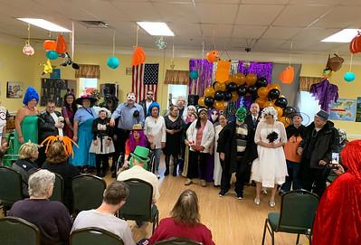 A Spooky Halloween Wedding 2018