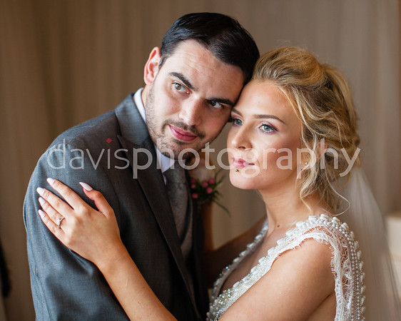 Claire & Nathan's Coleraine wedding