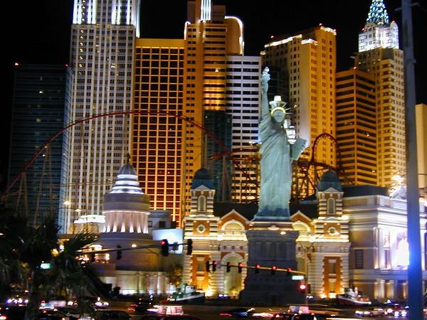 Vegas 2001
