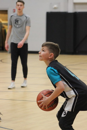 Lower School End of Year Basketball Party